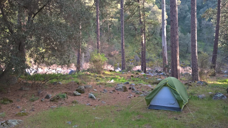 Camping Yosemite National Park