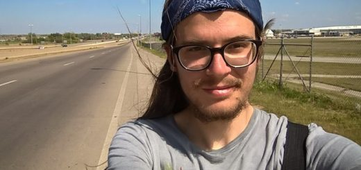 Hitchhiking in Oklahoma