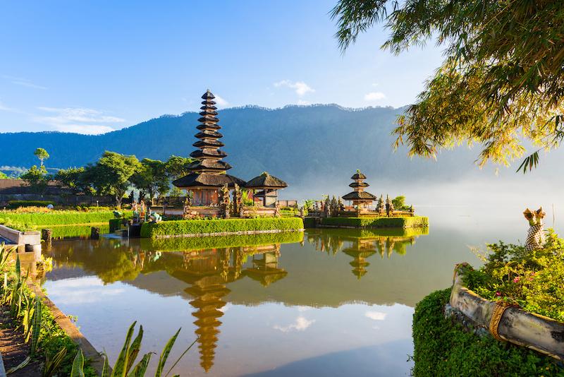 Exotic holiday Bali