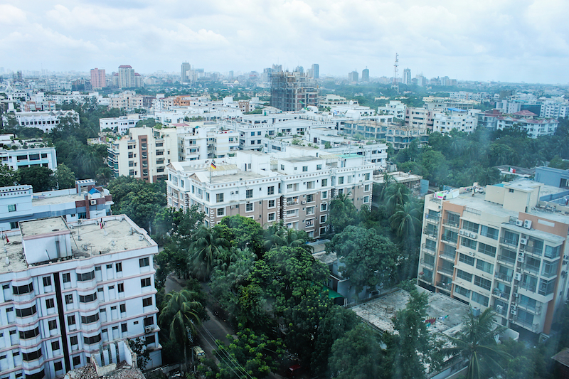 Gulshan in Dhaka