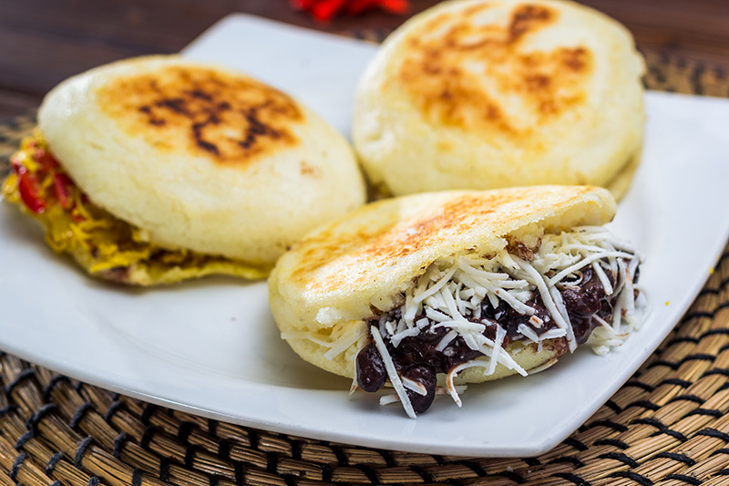 Arepa from Columbia