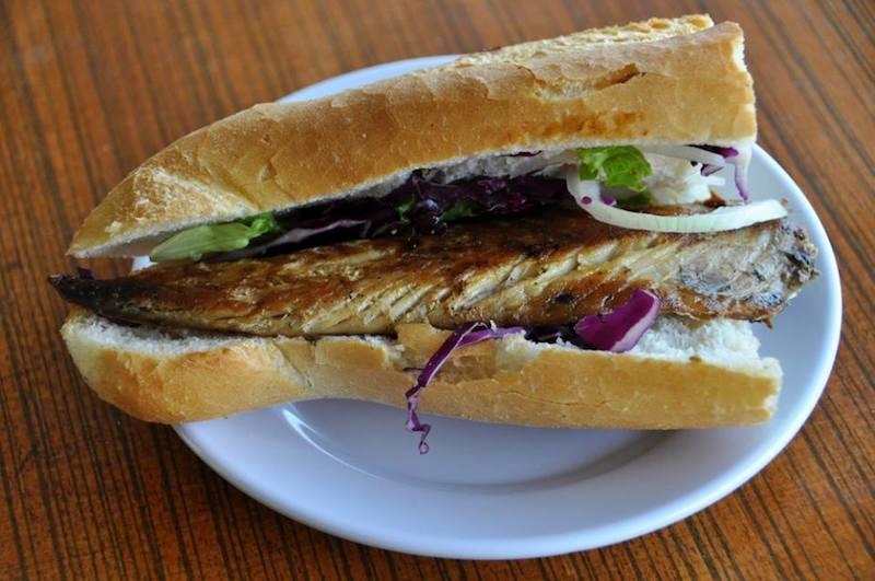Balık ekmek Istanbul
